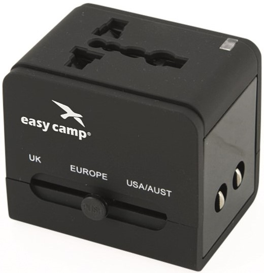 Easy Camp Universele reisstekker